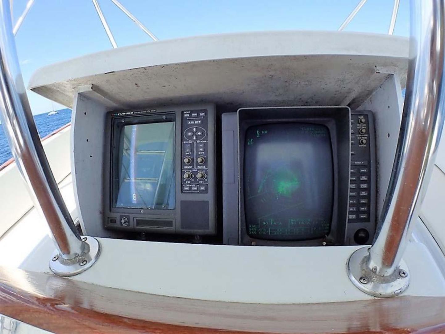 Buddy Davis-51 Custom Carolina Sportfish 1988-Ocean Pearl St. Peter-Barbados-Popup Electronics-929921   Thumbnail