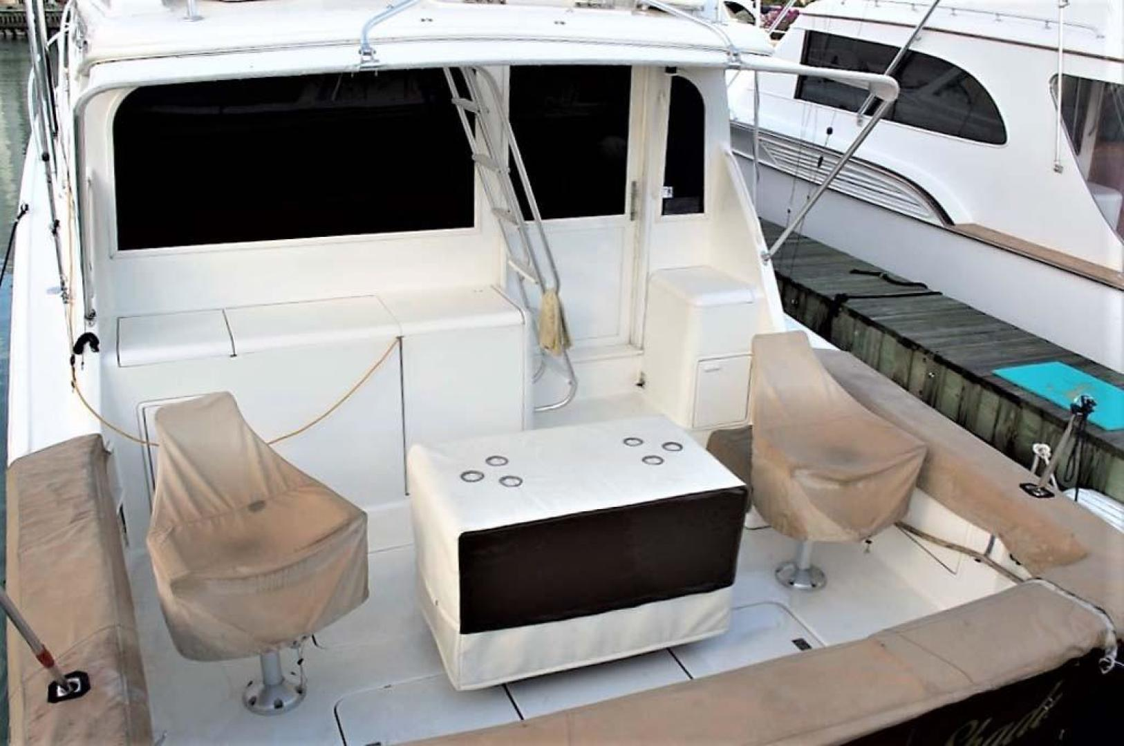 Ocean-Yachts-53-Super-Sport-1998-Made-in-the-Shade-Stuart-United-States-Cockpit-929984