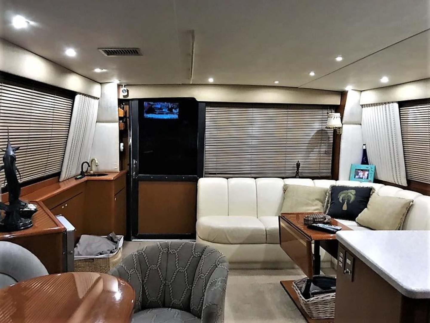 Ocean-Yachts-53-Super-Sport-1998-Made-in-the-Shade-Stuart-United-States-Salon-Aft-929952