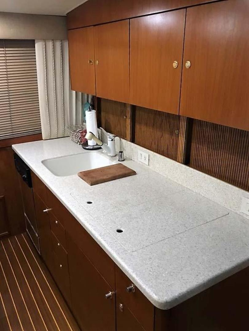 Ocean-Yachts-53-Super-Sport-1998-Made-in-the-Shade-Stuart-United-States-Galley-Cabinets-929959