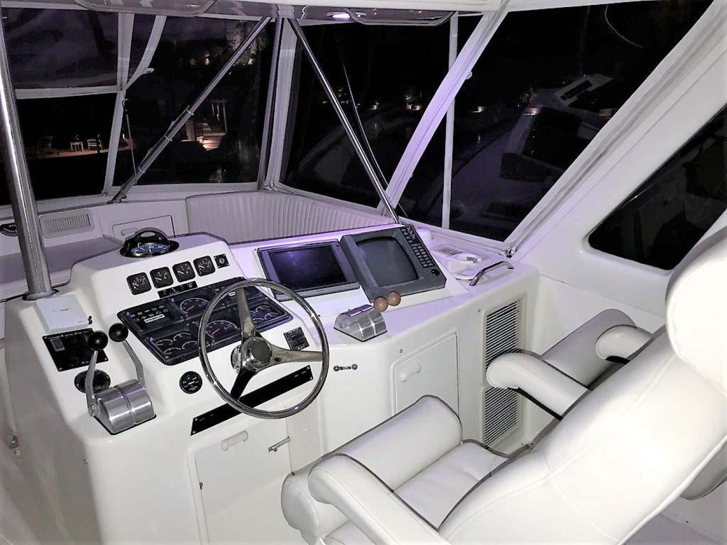 Ocean-Yachts-53-Super-Sport-1998-Made-in-the-Shade-Stuart-United-States-Helm-929979