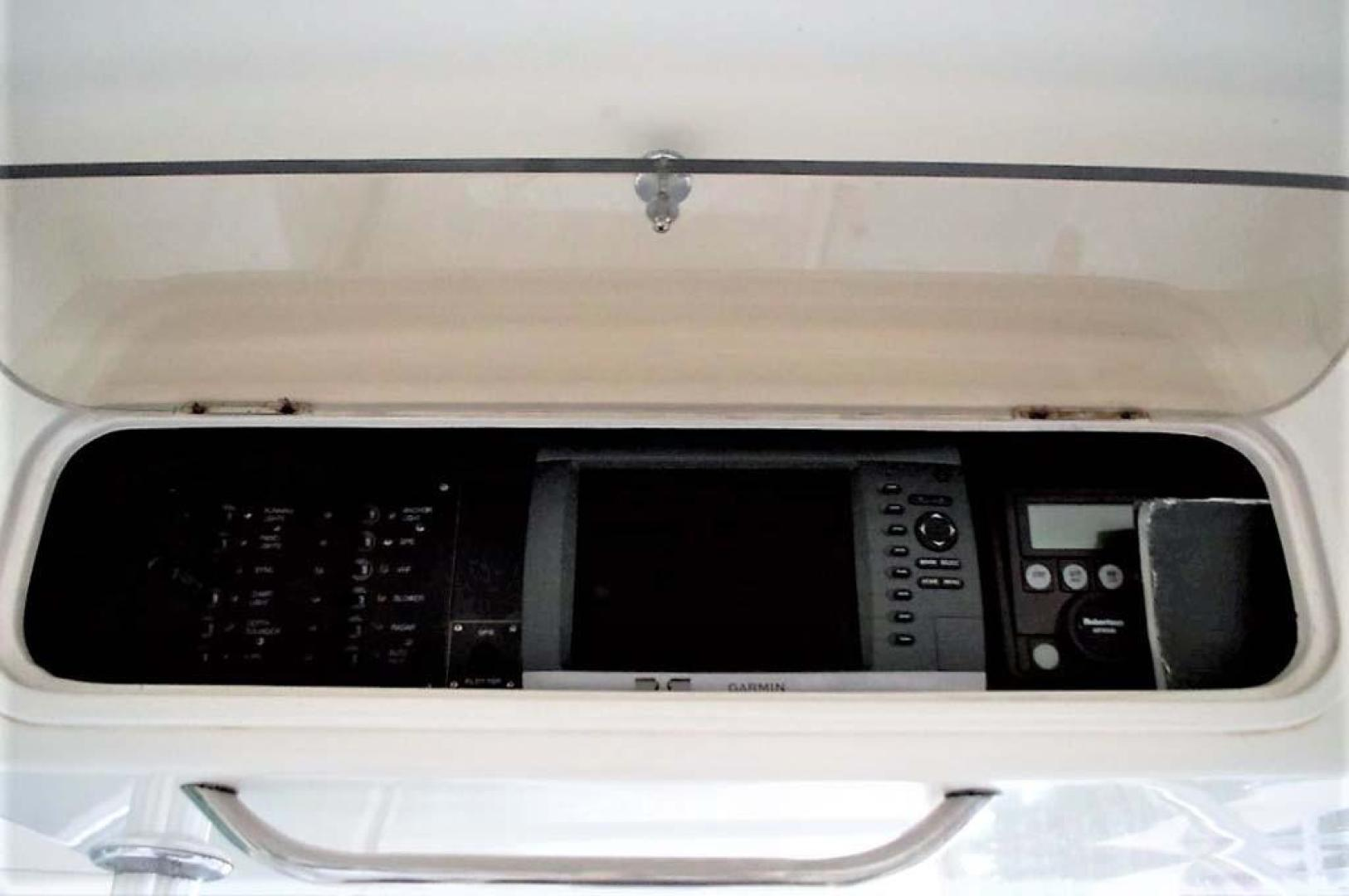 Ocean-Yachts-53-Super-Sport-1998-Made-in-the-Shade-Stuart-United-States-Overhead-Electronics-929980