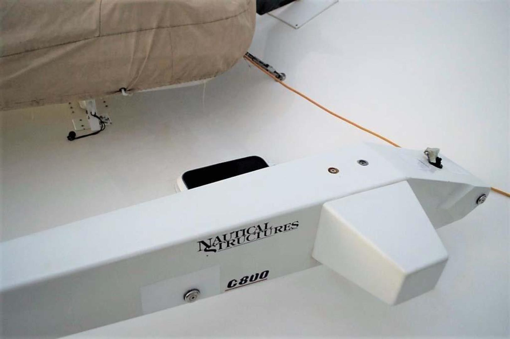 Ocean-Yachts-53-Super-Sport-1998-Made-in-the-Shade-Stuart-United-States-Davit-929975