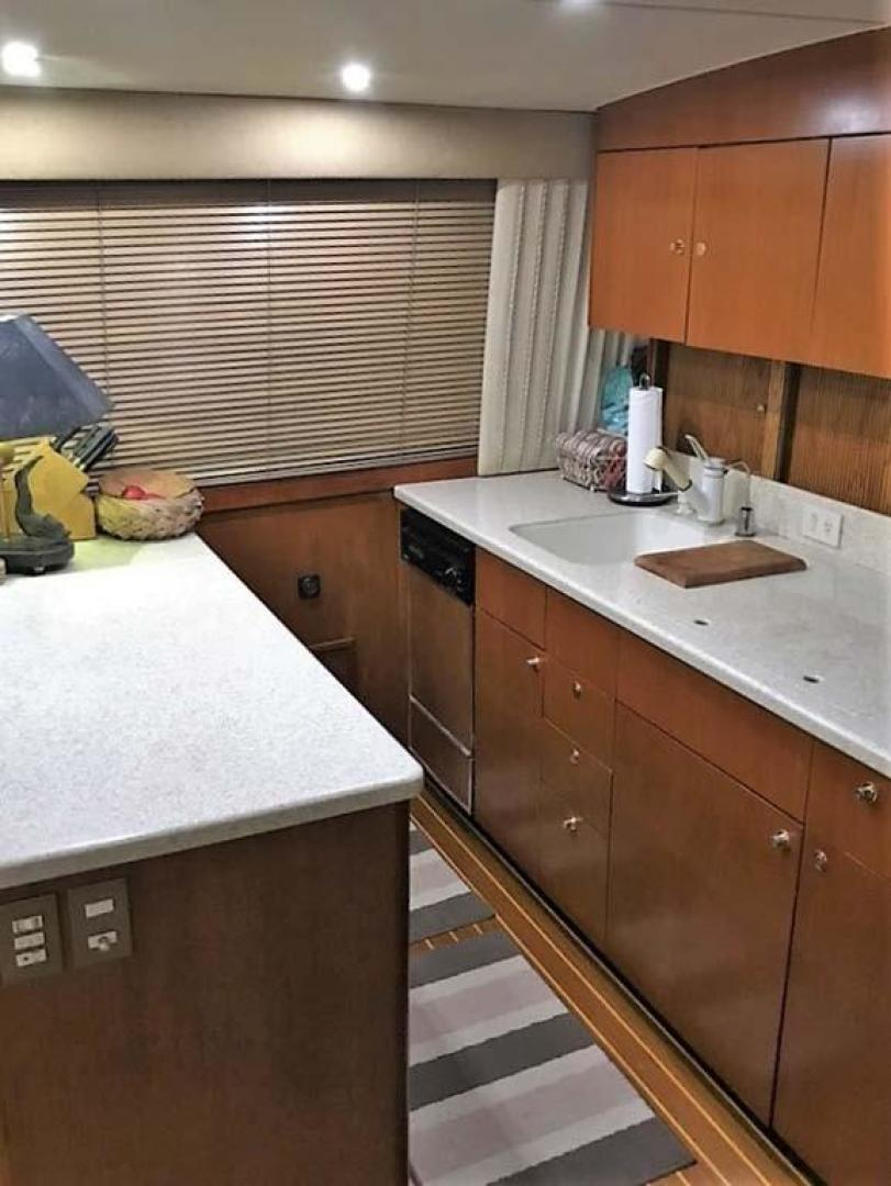 Ocean-Yachts-53-Super-Sport-1998-Made-in-the-Shade-Stuart-United-States-Galley-929958