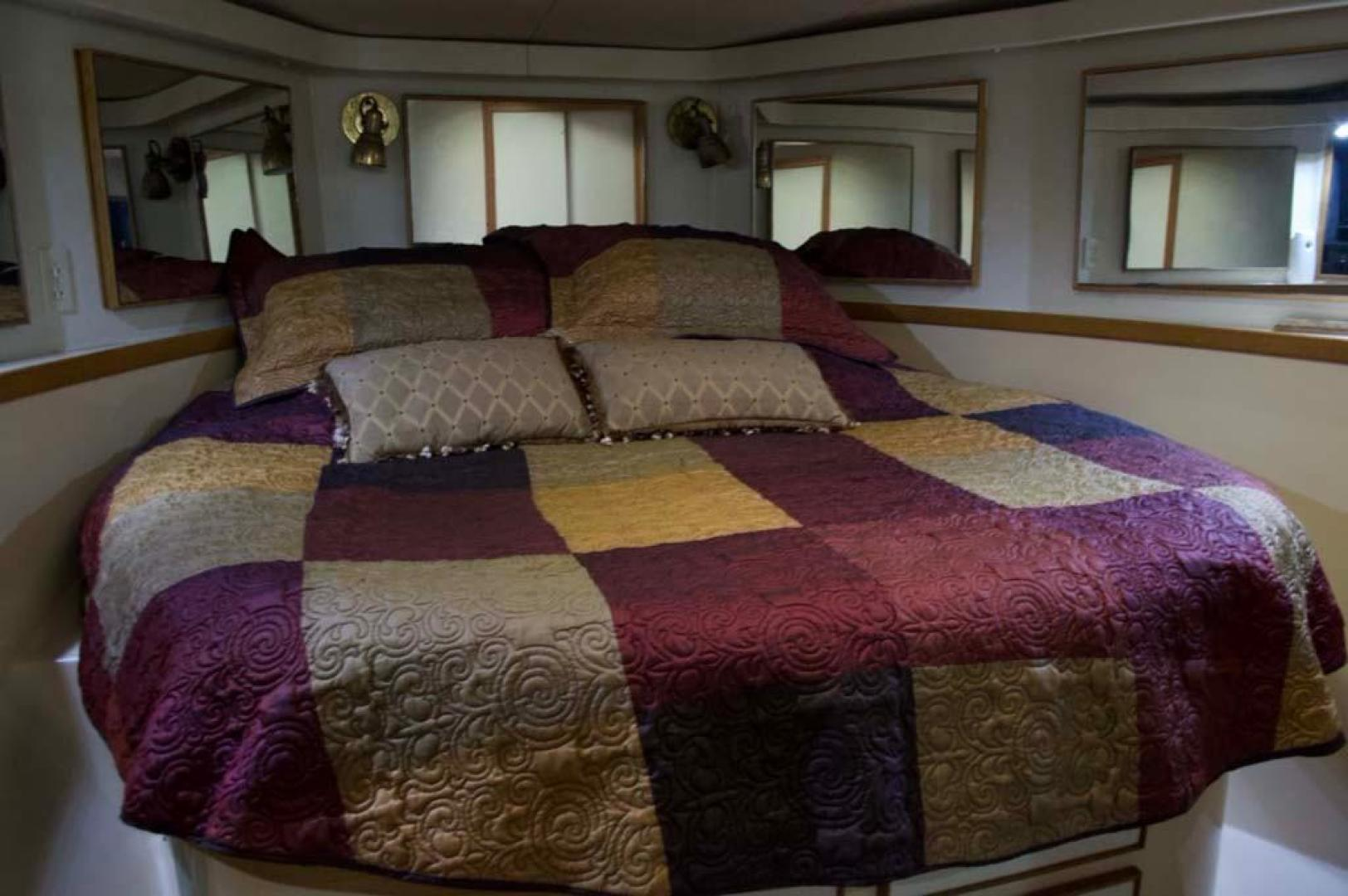 Bertram-43 Convertible 1989-Lady D St. Peter-Barbados-Master Stateroom-930070 | Thumbnail