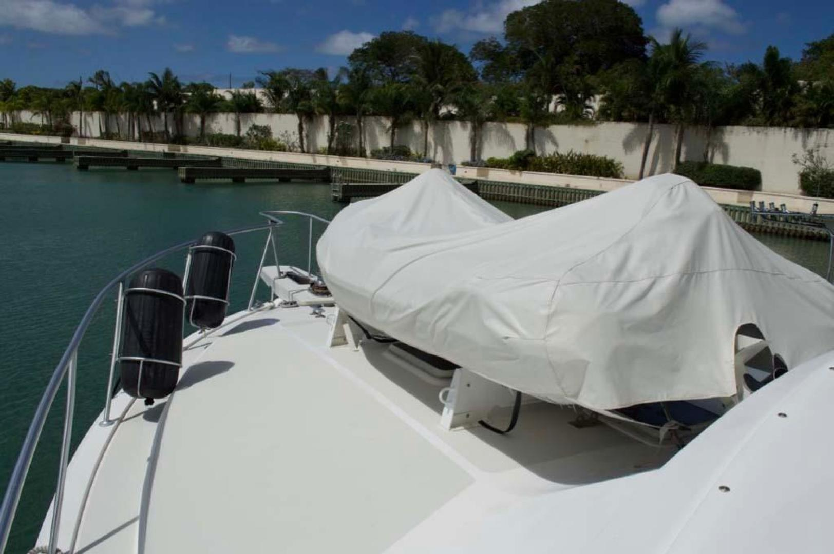 Bertram-43 Convertible 1989-Lady D St. Peter-Barbados-Foredeck-930050 | Thumbnail