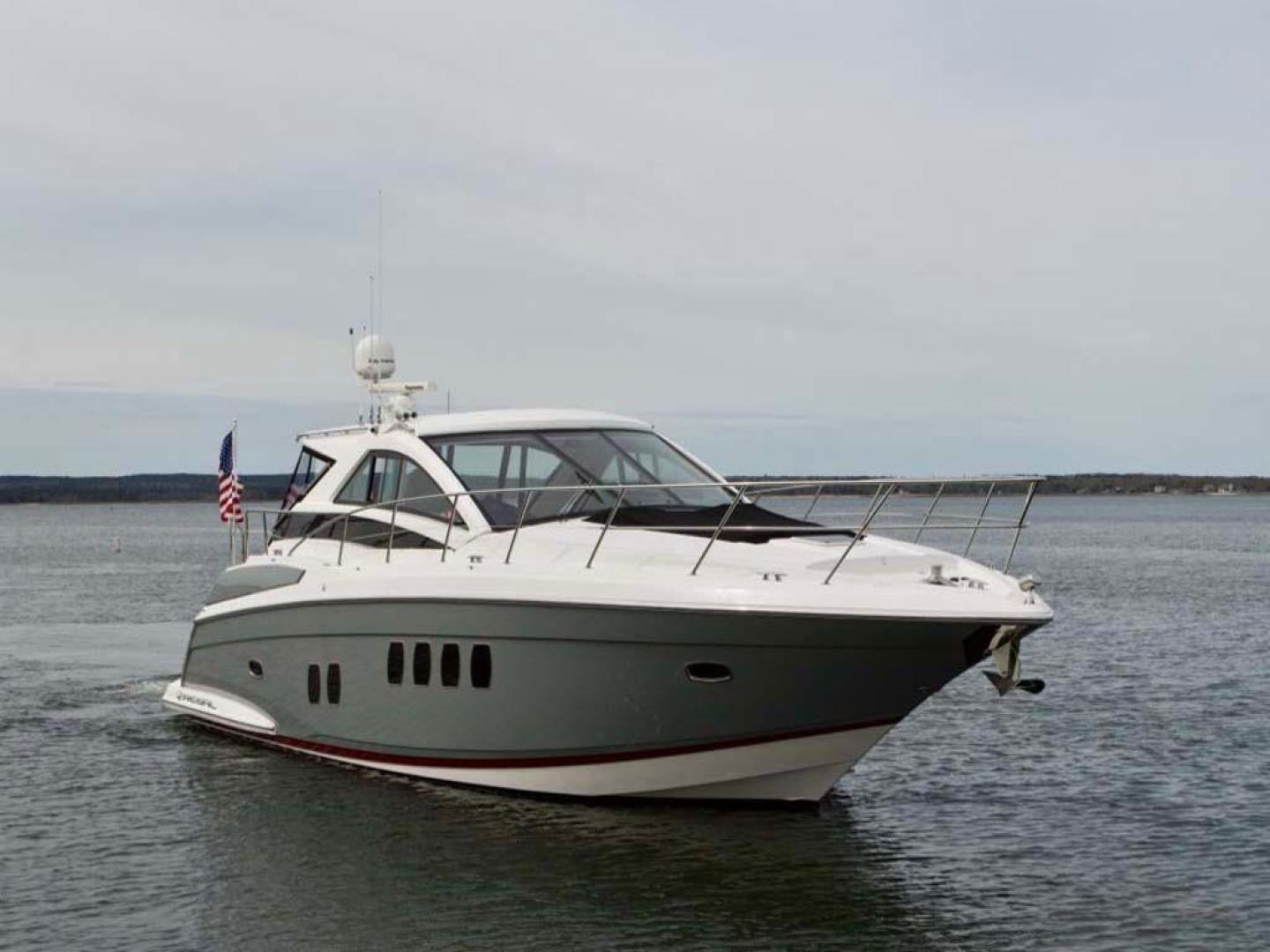 Regal-52 Sport Coupe 2008-Sea Ya Windever Long Island-New York-United States-Starboard Bow-930111 | Thumbnail
