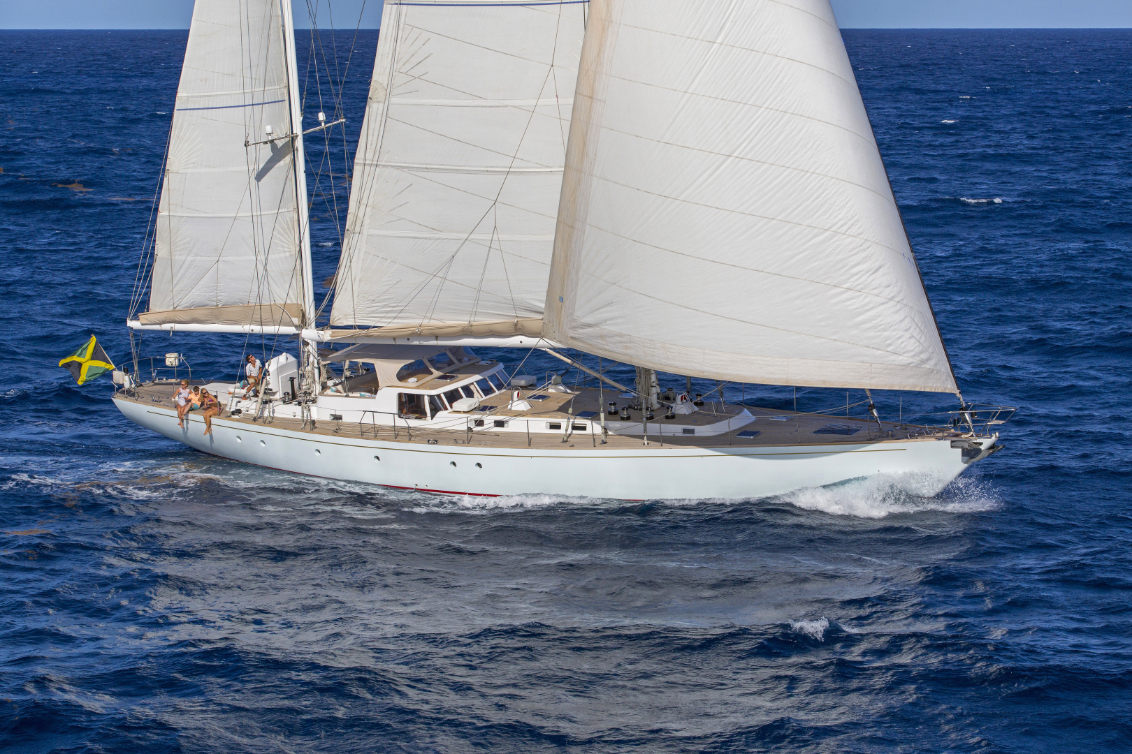 Picture Of: 100' Giorgetti & Magrini Custom Cruising Ketch 1989 Yacht For Sale | 1 of 24