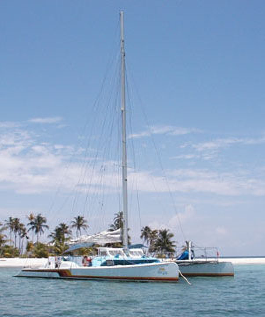 "1984 Custom 50' Day Sail Charter 50 ""NEXT WAVE"""