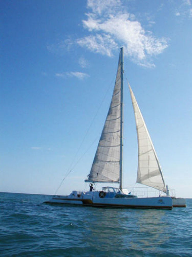 Picture Of: 50' Custom Day Sail Charter 50 1984 Yacht For Sale | 2 of 11