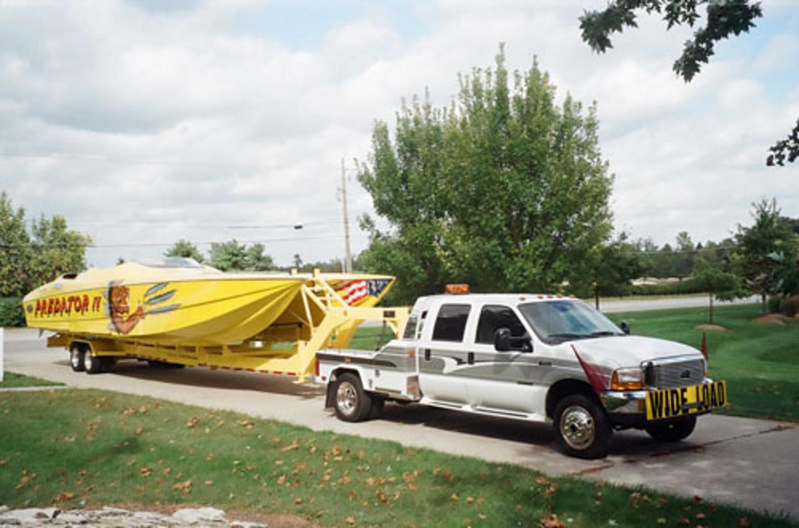 Nor-Tech-5000 Supercat 2002-PREDATOR IV Greenwood-Indiana-United States-300831 | Thumbnail