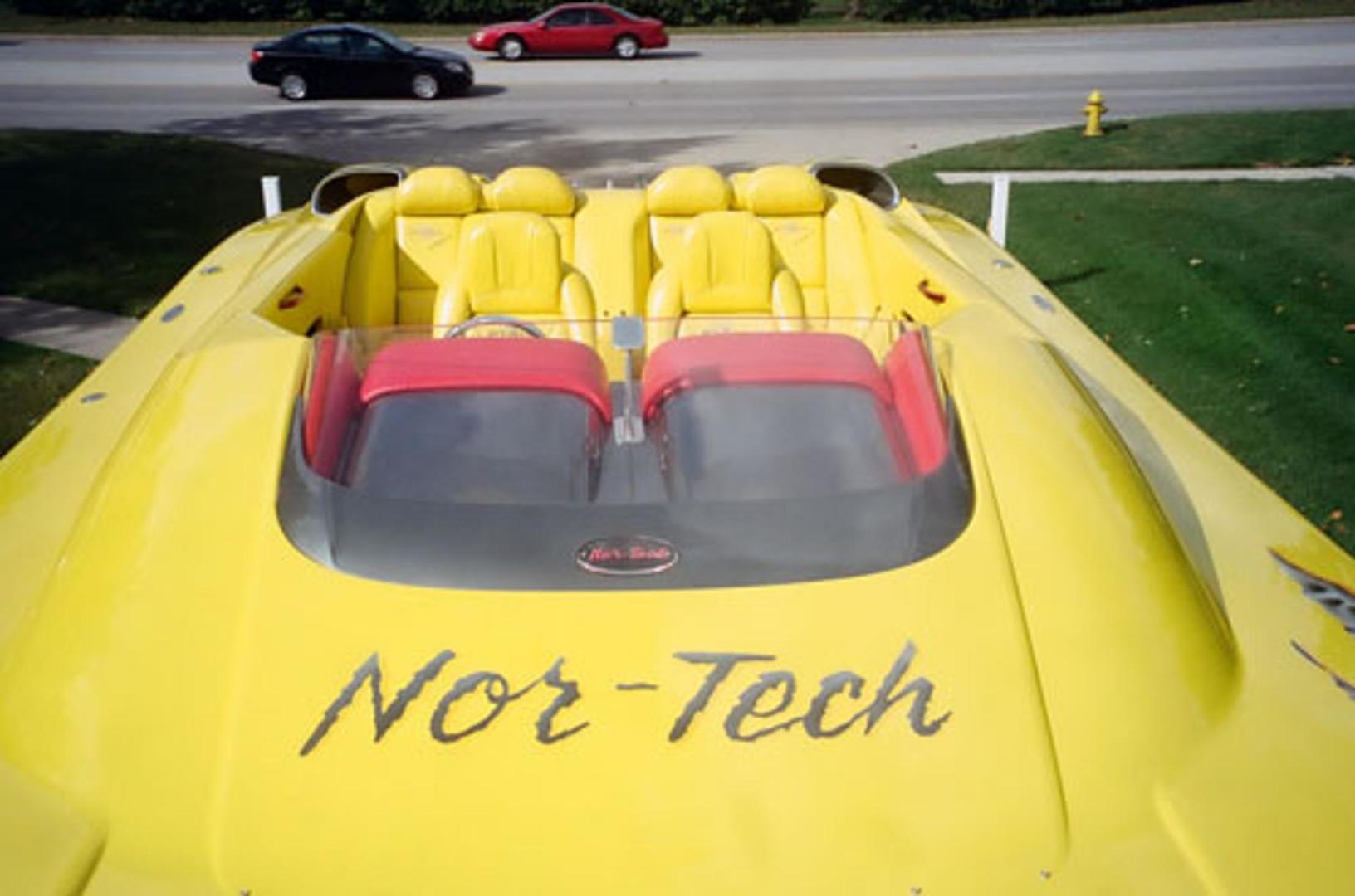 Nor-Tech-5000 Supercat 2002-PREDATOR IV Greenwood-Indiana-United States-300834 | Thumbnail