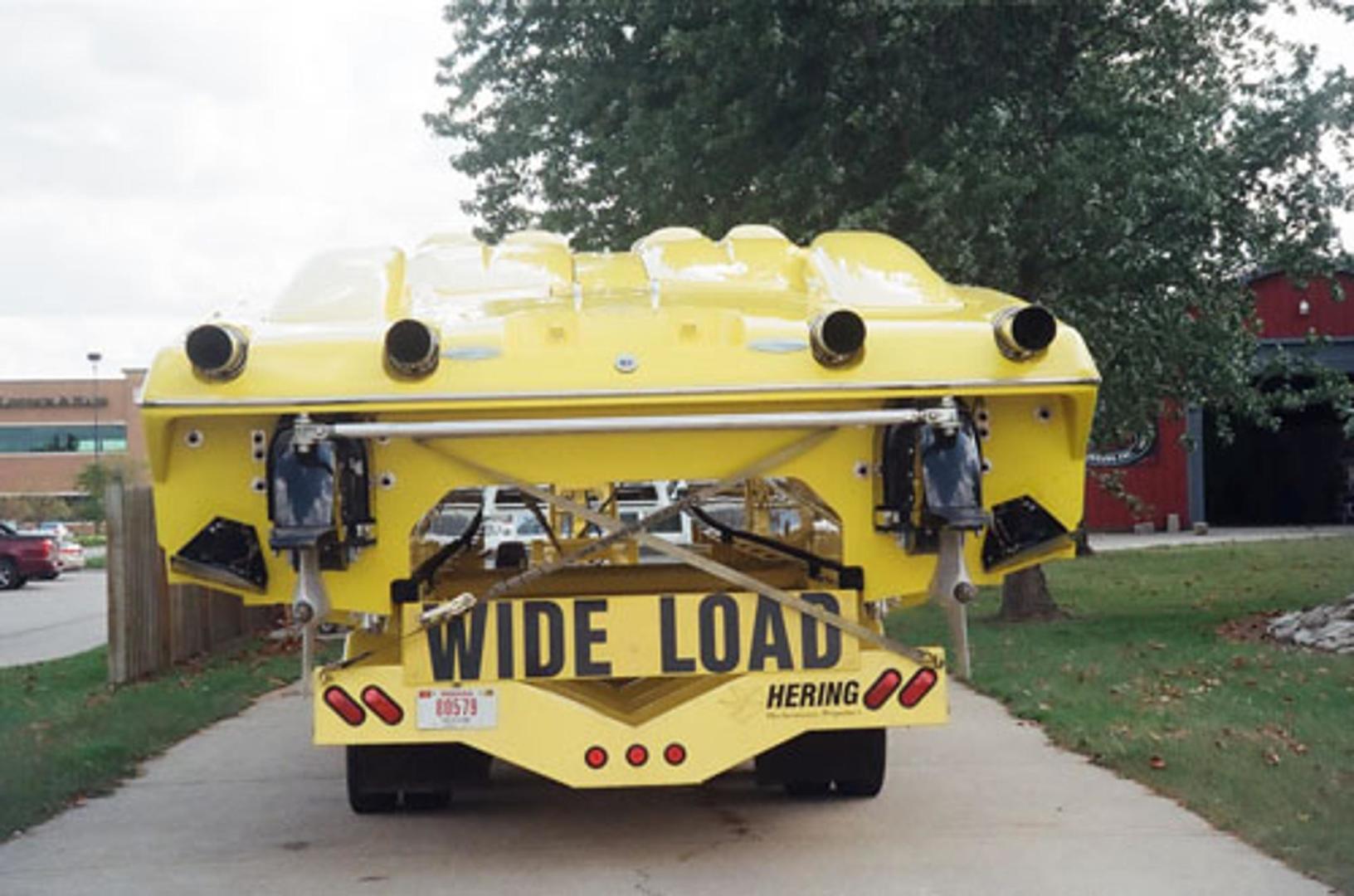 Nor-Tech-5000 Supercat 2002-PREDATOR IV Greenwood-Indiana-United States-300836 | Thumbnail