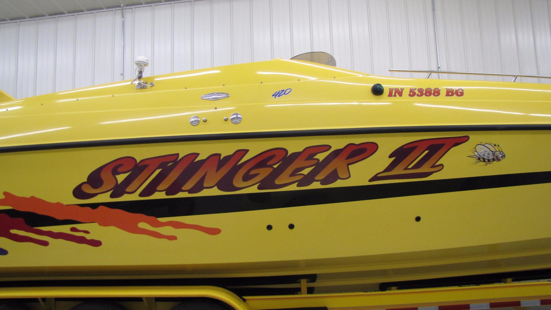 Baja-Baja 420 1997-Stinger II Indianapolis-Indiana-United States-301038 | Thumbnail