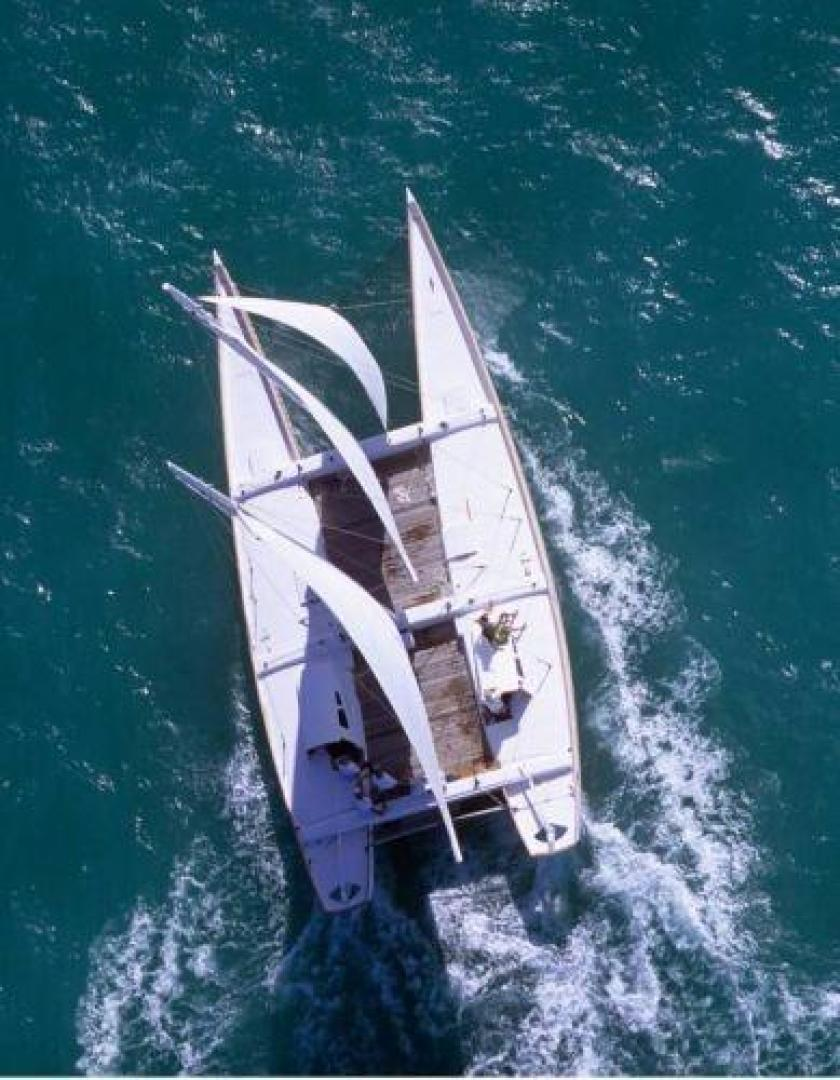 Used Constellation Yachts 64' Gaff Rigged Schooner 64 | SANDPIPER 1
