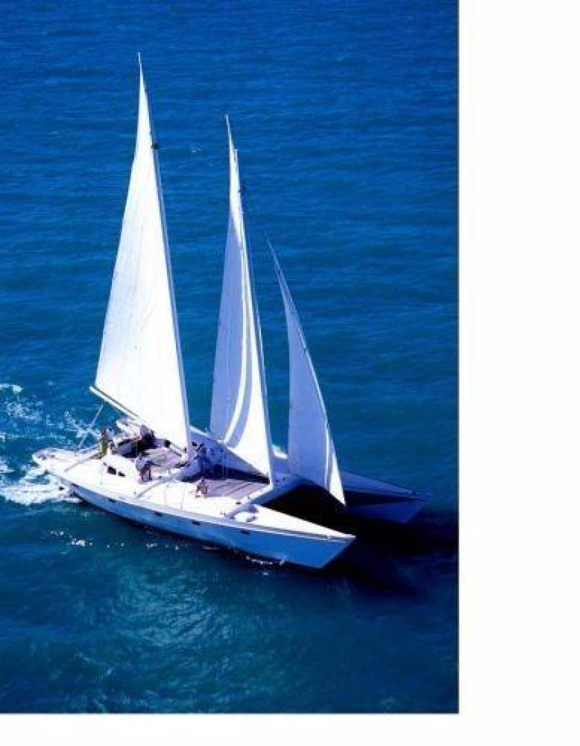 Used Constellation Yachts 64' Gaff Rigged Schooner 64