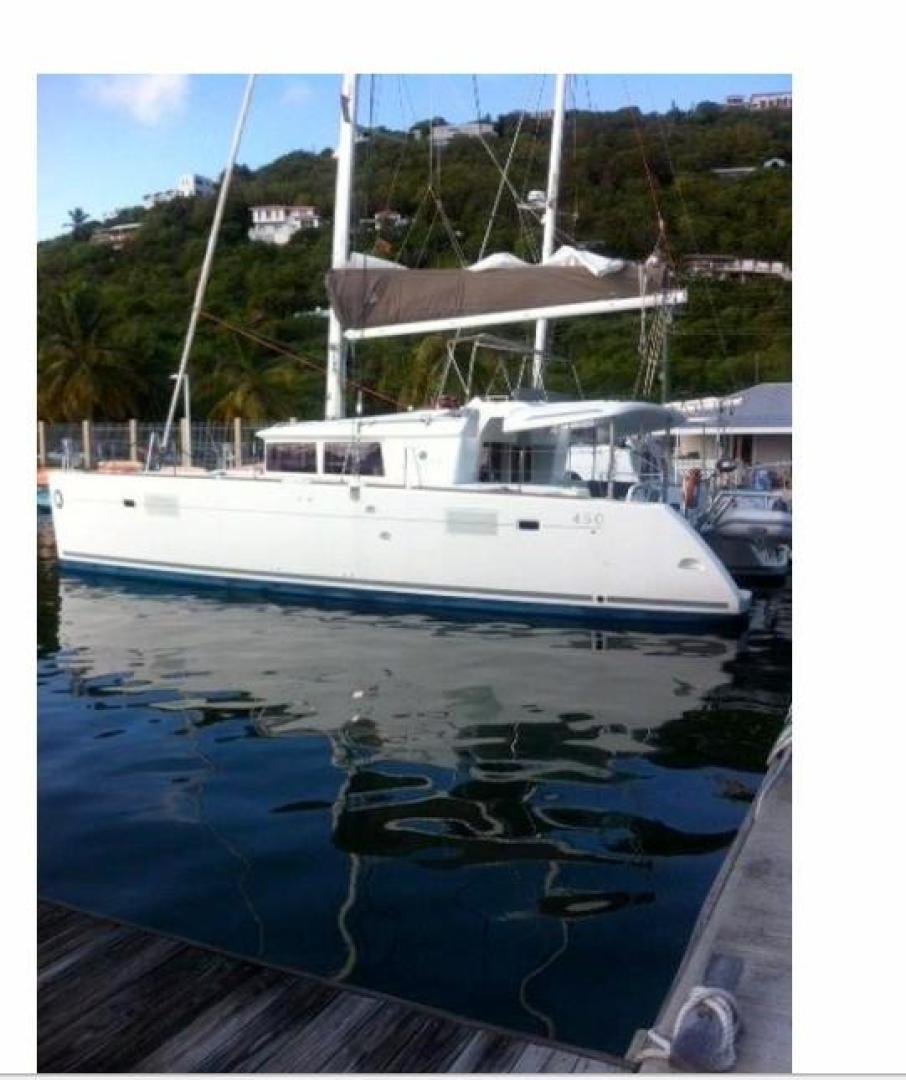 Picture Of: 45' Lagoon 450 2012 Yacht For Sale | 1 of 29