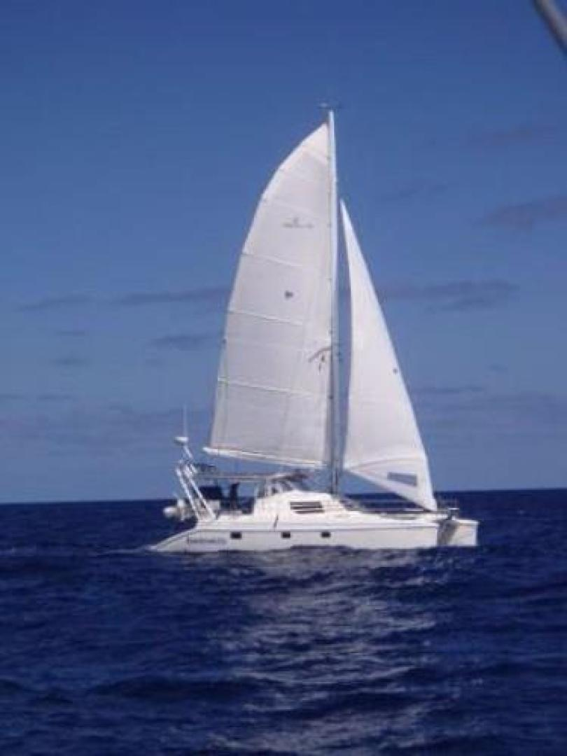 Picture Of: 42' Manta 42 MK II 2005 Yacht For Sale | 2 of 24
