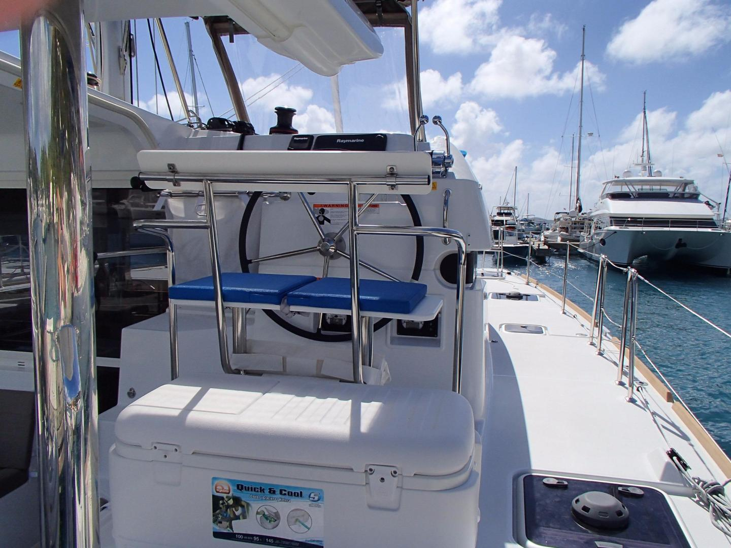 Picture Of: 38' Lagoon 39 2014 Yacht For Sale | 2 of 18