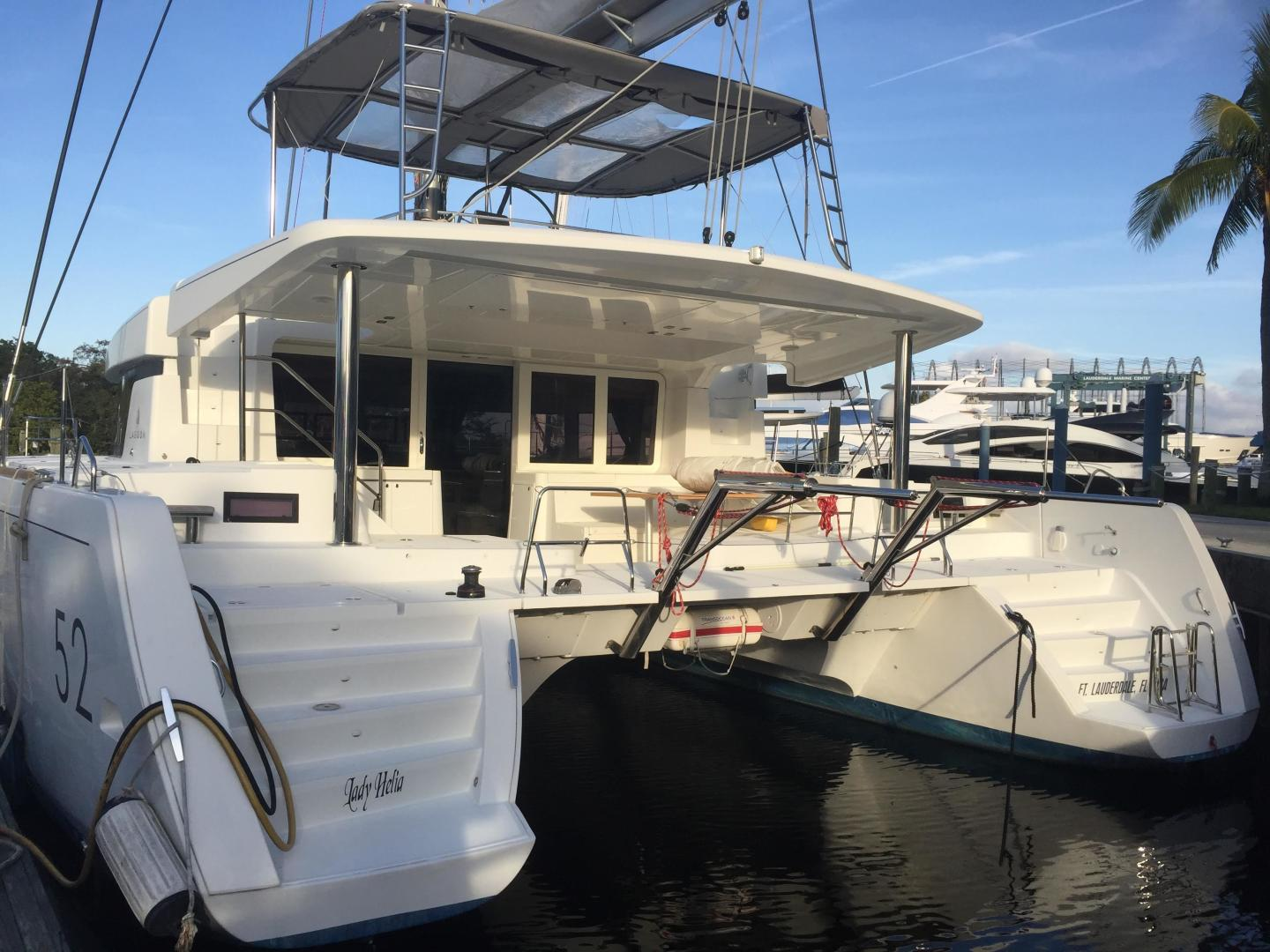 Picture Of: 52' Lagoon 52 2014 Yacht For Sale | 1 of 43