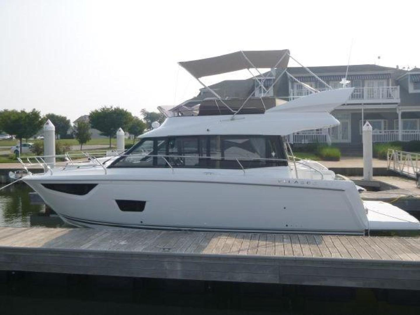 Picture Of: 37' Jeanneau Velasco 2016 Yacht For Sale   1 of 21