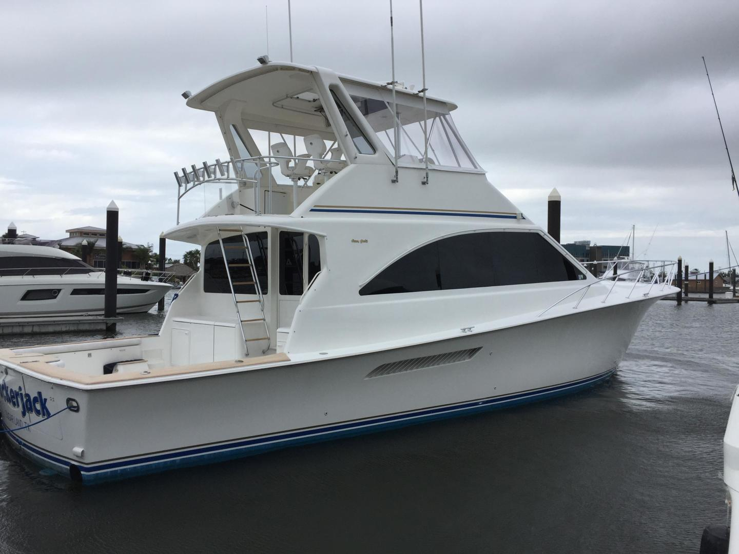 Picture Of: 56' Ocean Yachts Supersport 2000 Yacht For Sale | 2 of 47