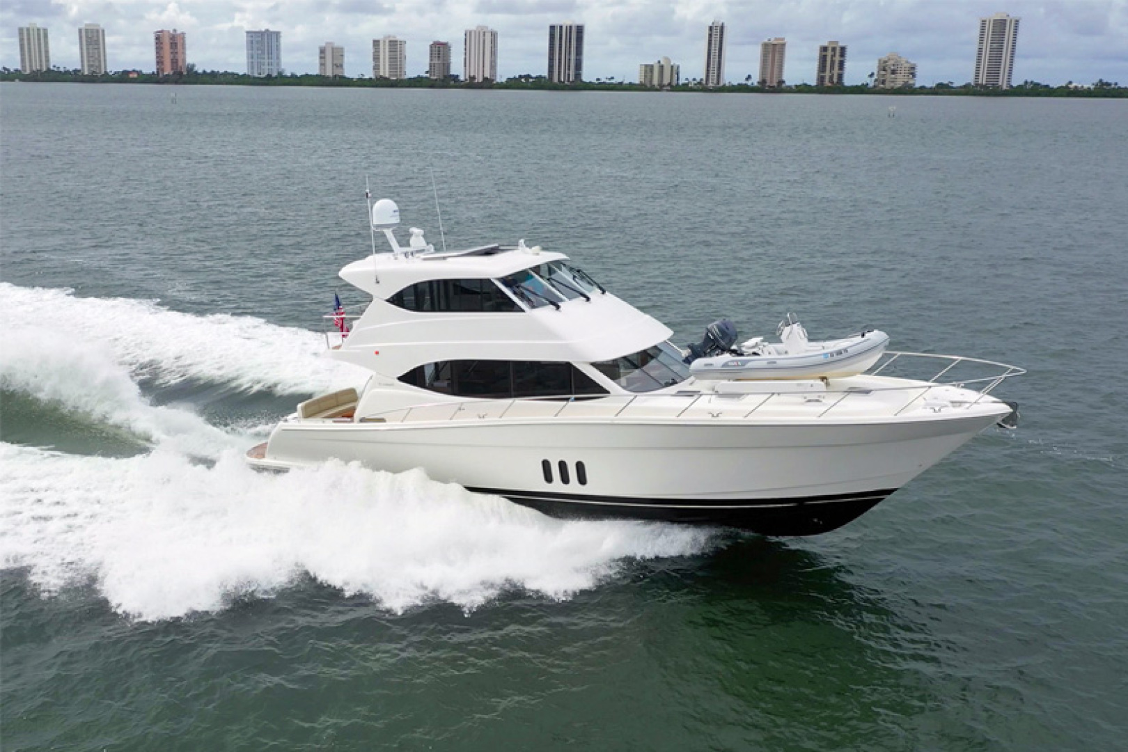 Picture Of: 58' Maritimo 58 M58 2016 Yacht For Sale | 1 of 59