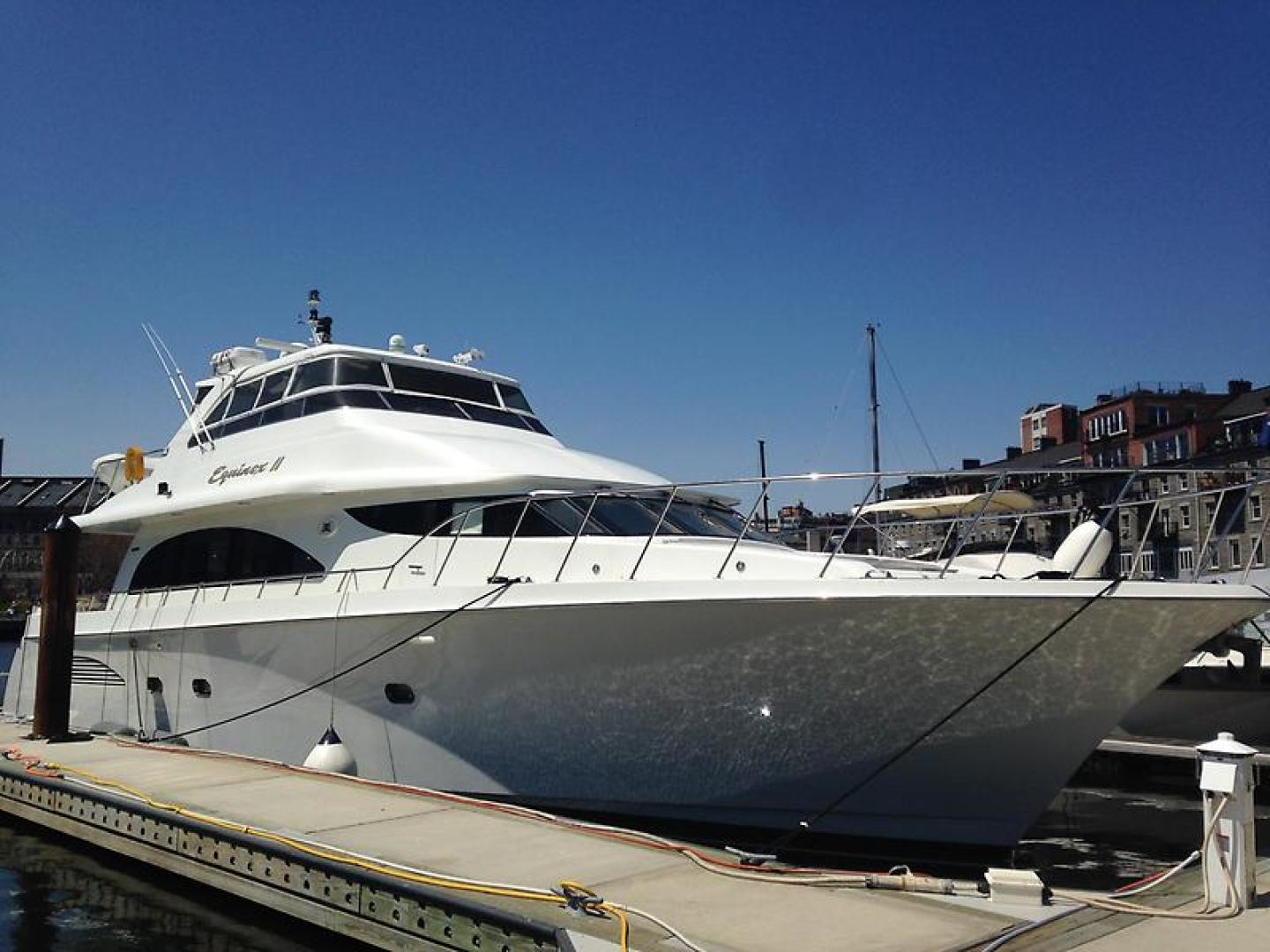 Picture Of: 78' Cheoy Lee Sedan Bridge 1999 Yacht For Sale   2 of 12