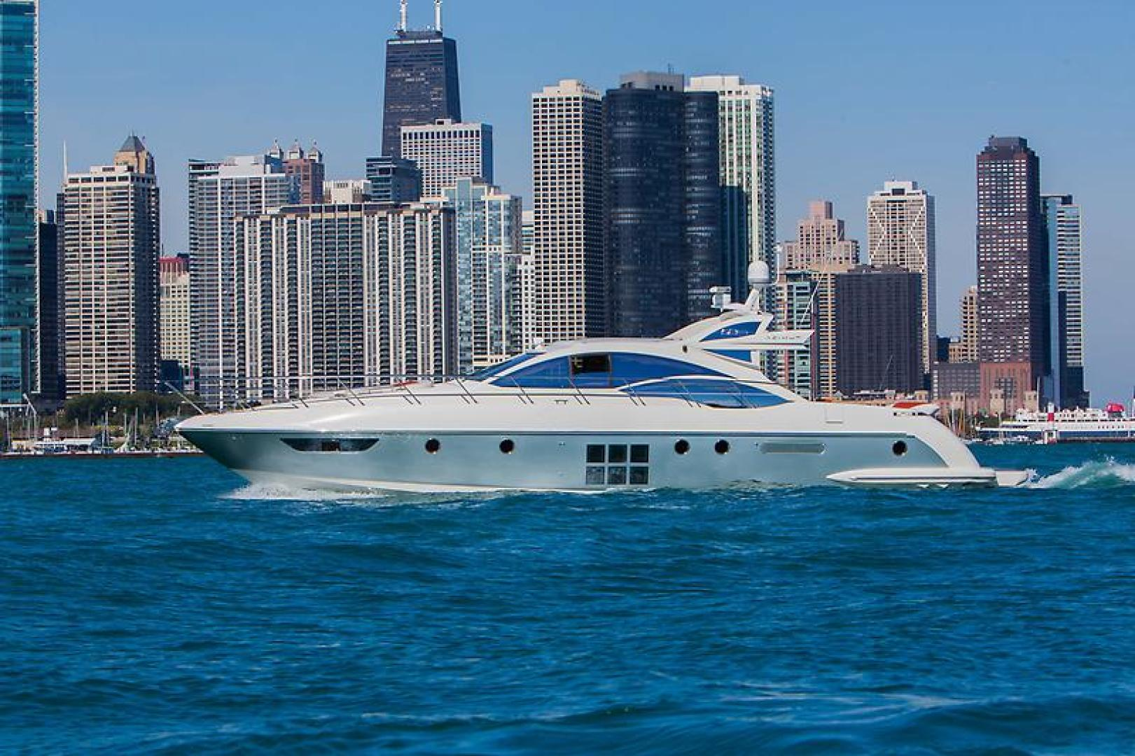 Picture Of: 62' Azimut 62S 2008 Yacht For Sale | 1 of 68
