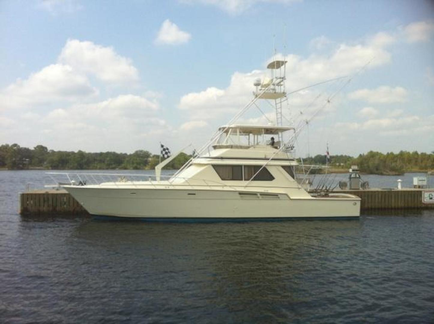 Picture Of: 58' Chris-Craft Convertible 1986 Yacht For Sale | 2 of 21