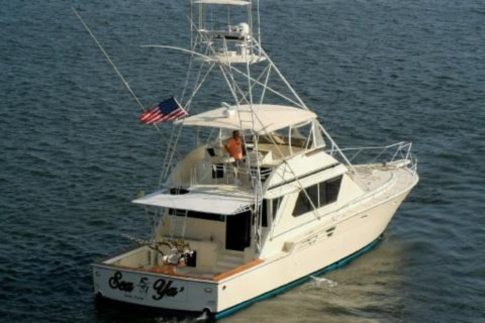 "1986 Chris-Craft 58' Convertible ""Sea Ya"""