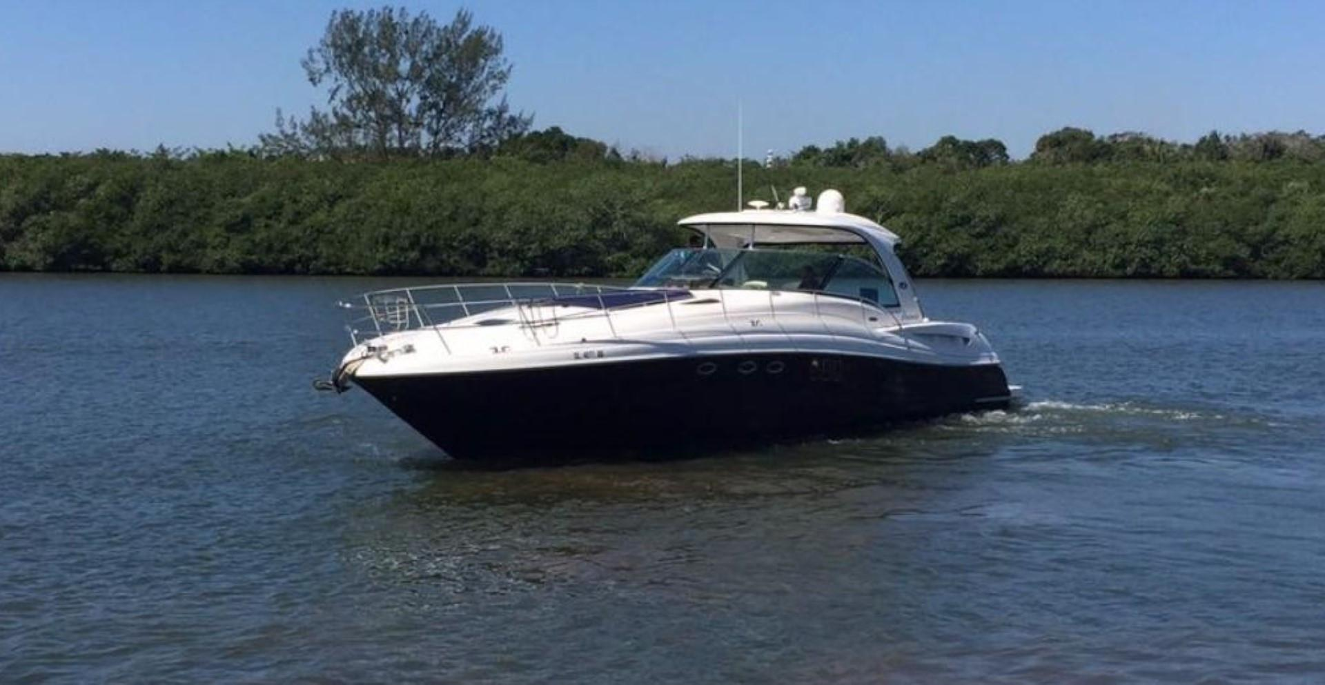 Picture Of: 52' Sea Ray 52 Sundancer 2008 Yacht For Sale | 1 of 17