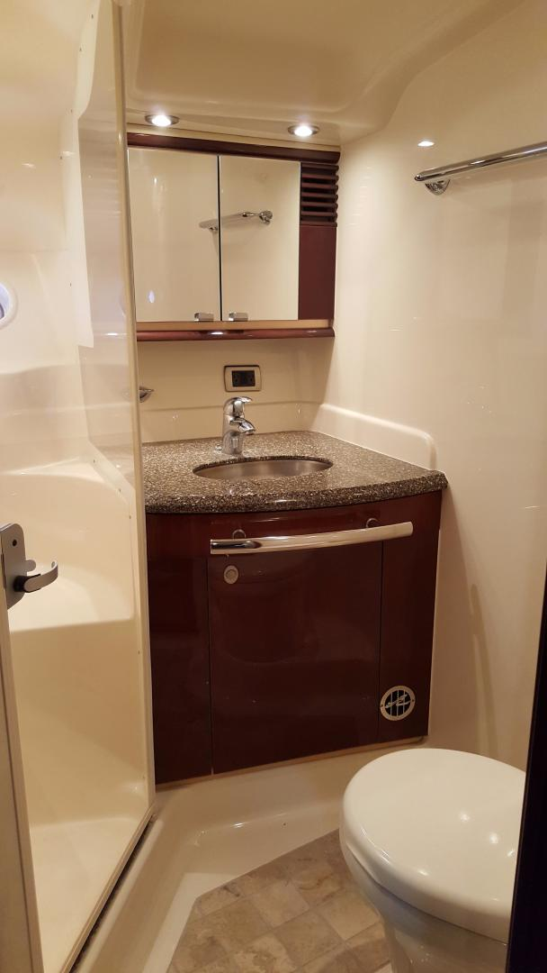 Sea Ray-52 Sundancer 2008 -Fort Lauderdale-Florida-United States-Guest Head / Shower-351110 | Thumbnail