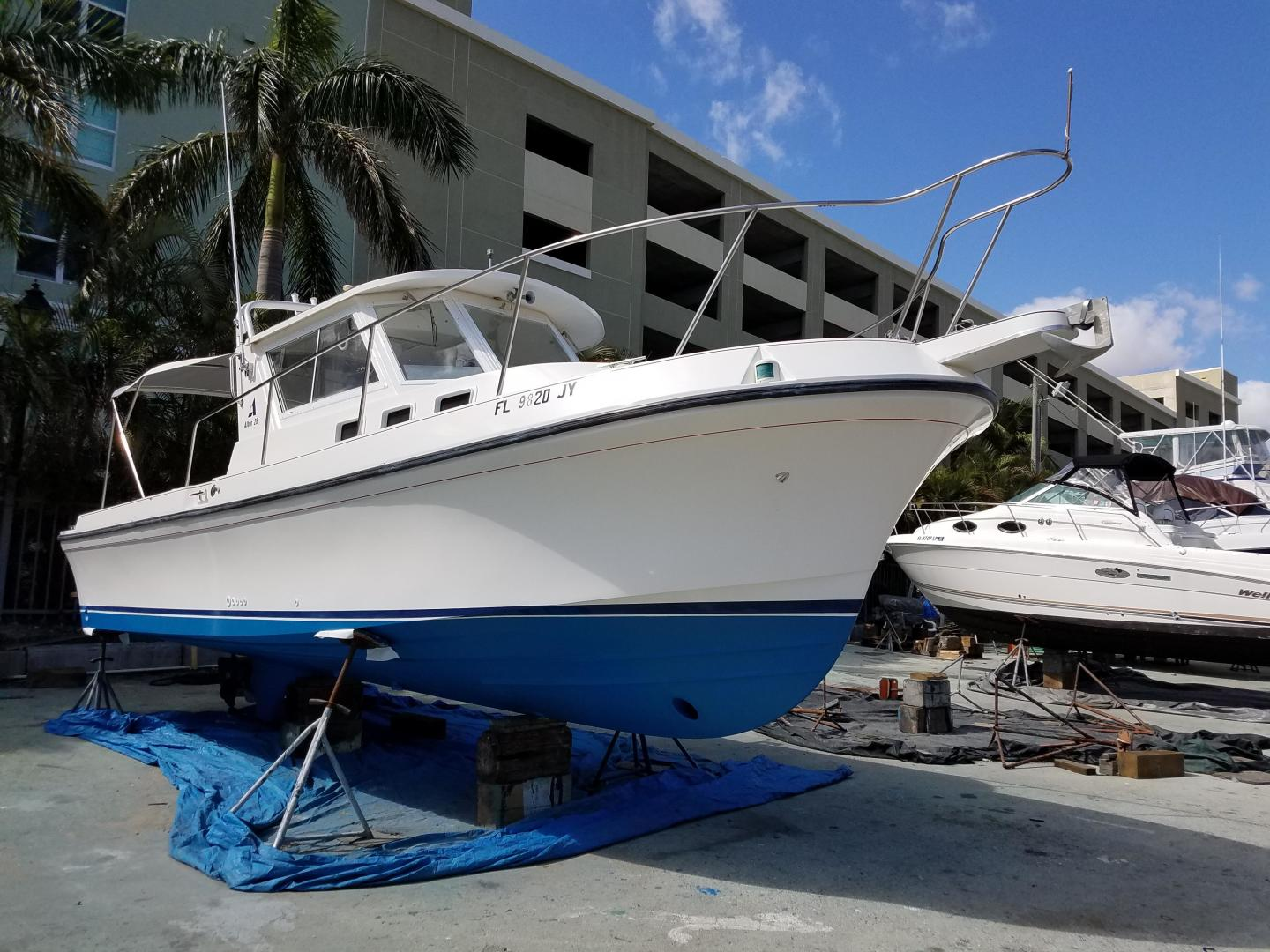 Used Albin 28' 28 Tournament Express For Sale In Florida