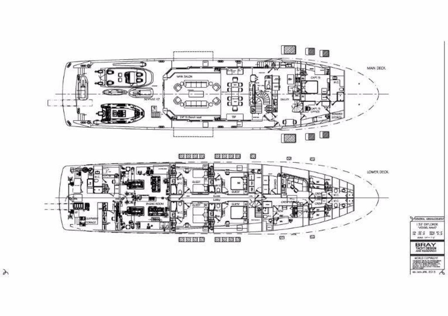 Custom-Bray Ocean Rover 132 2021 -Unknown-Florida-United States-Master Deck and Wheelhouse-944522   Thumbnail