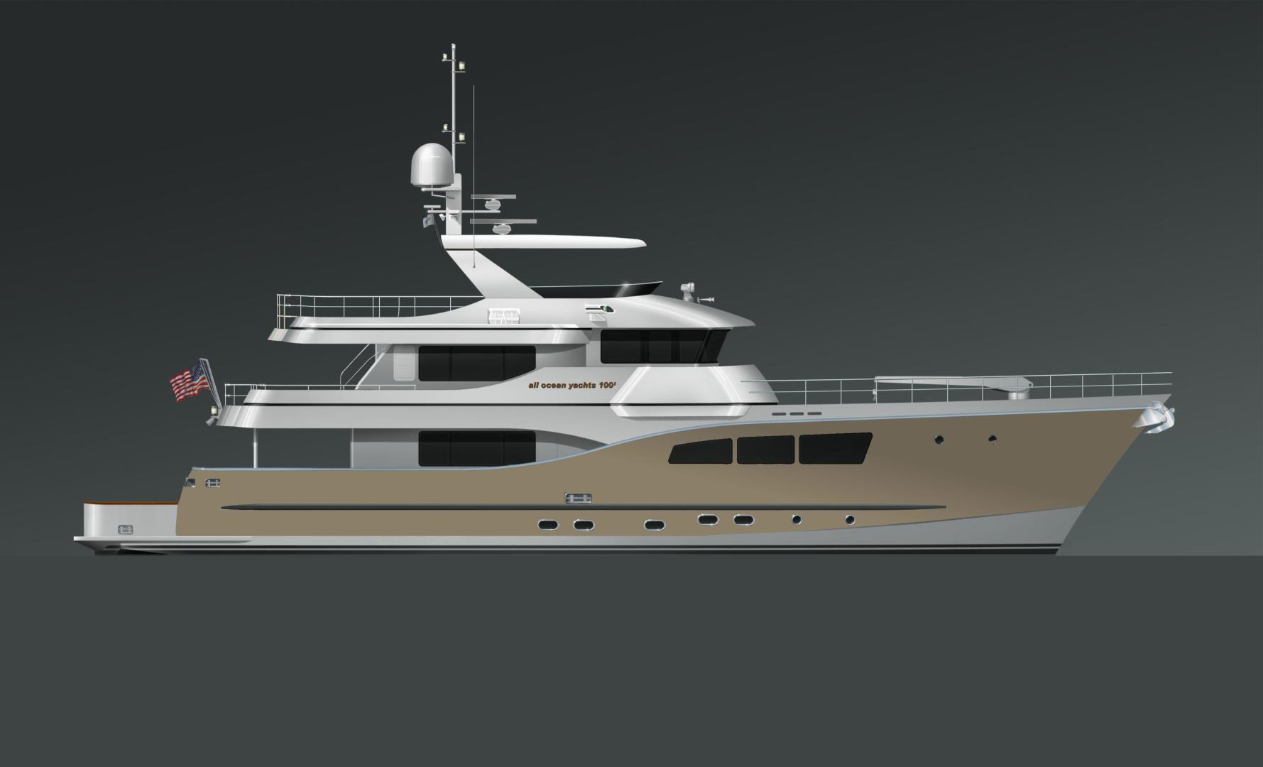 Picture Of: 100' Custom Tri-Deck Explorer Yacht 2021 Yacht For Sale | 1 of 31