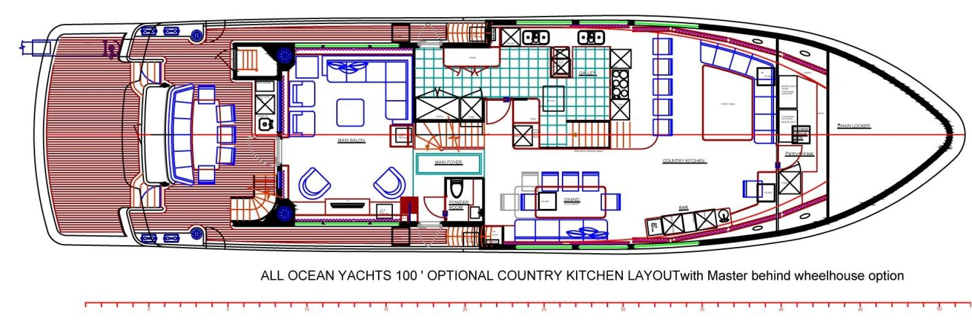 Custom-Tri-Deck Explorer Yacht 2021 -Unknown-United States-944437 | Thumbnail