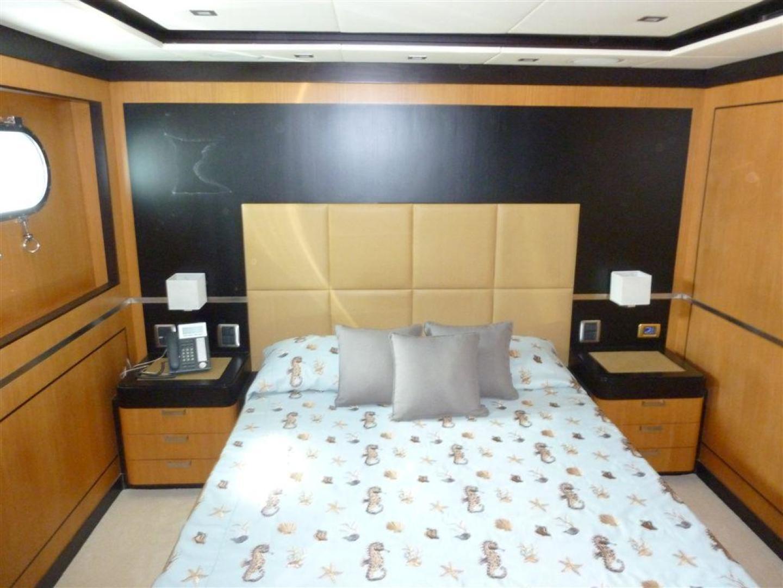 Queen guest stateroom