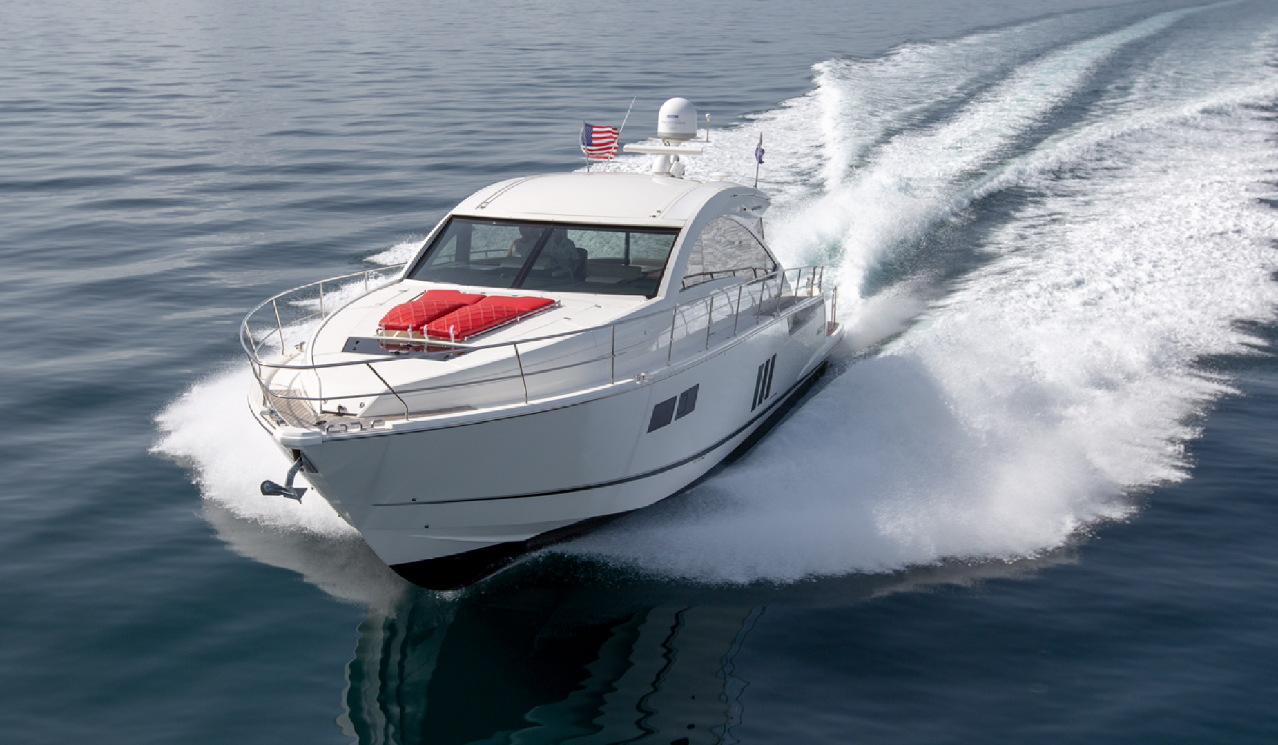 Picture Of: 62' Fairline Targa 62 GT 2013 Yacht For Sale | 2 of 29