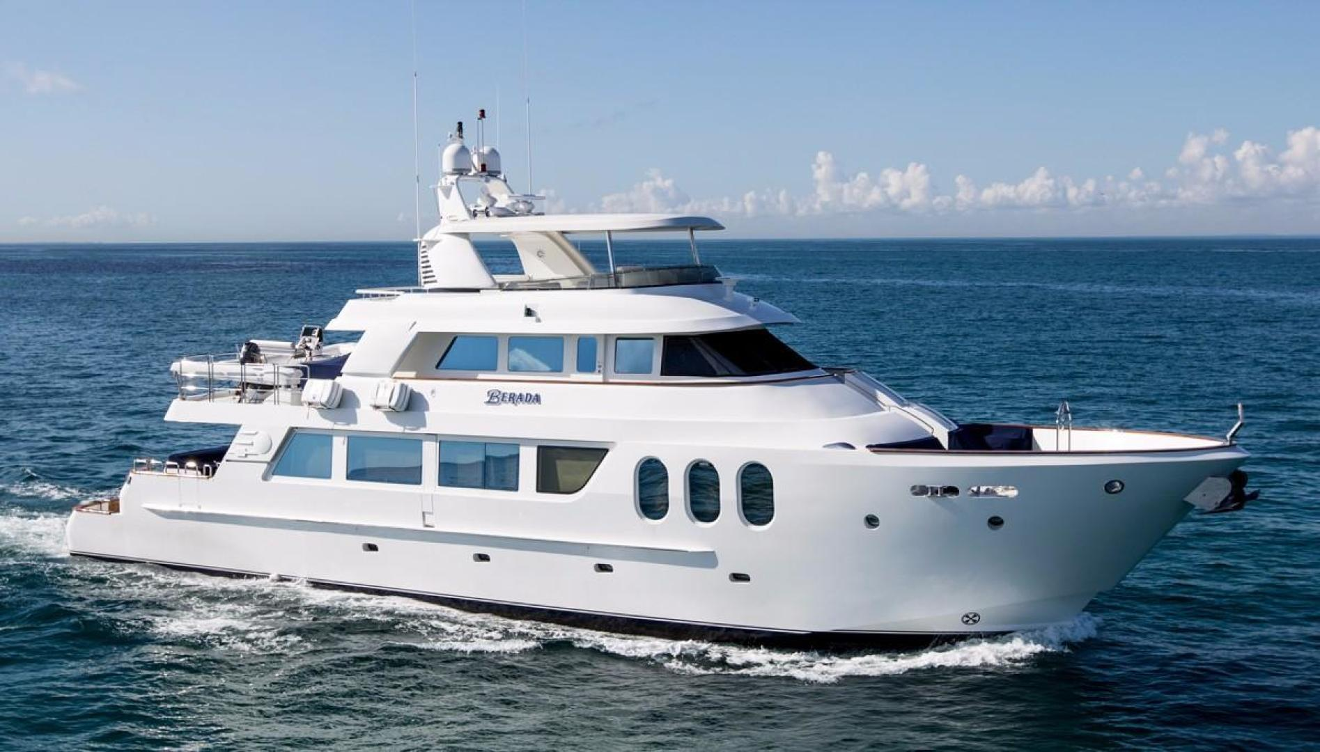 Picture Of: 98' MCP Tri-Deck 2007 Yacht For Sale | 1 of 151