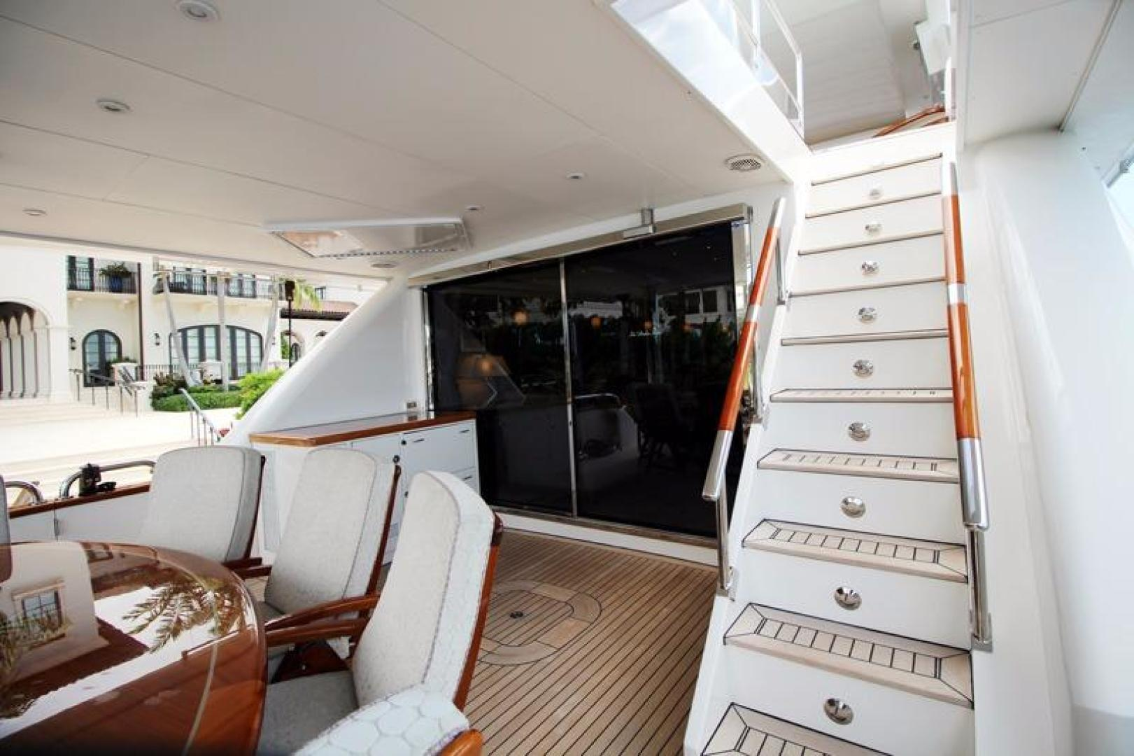 Picture Of: 101' Hargrave Raised Pilot House Motor Yacht 2009 Yacht For Sale   2 of 64