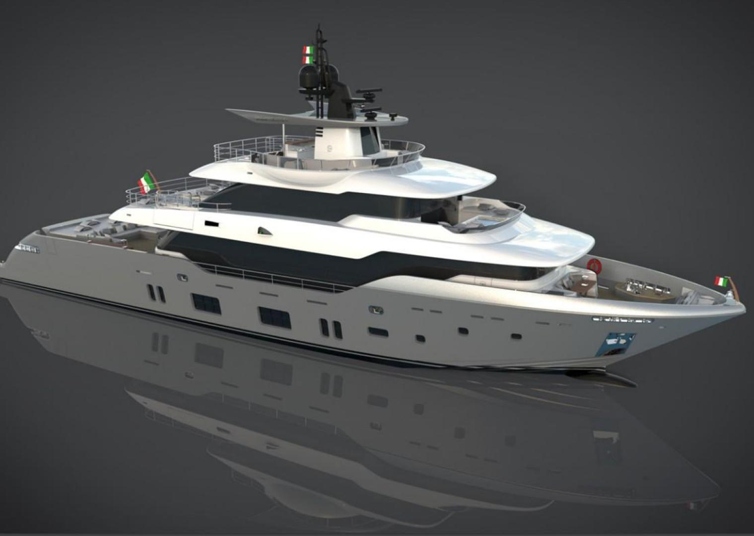 2018 Canados 120' Oceanic Fast Expedition