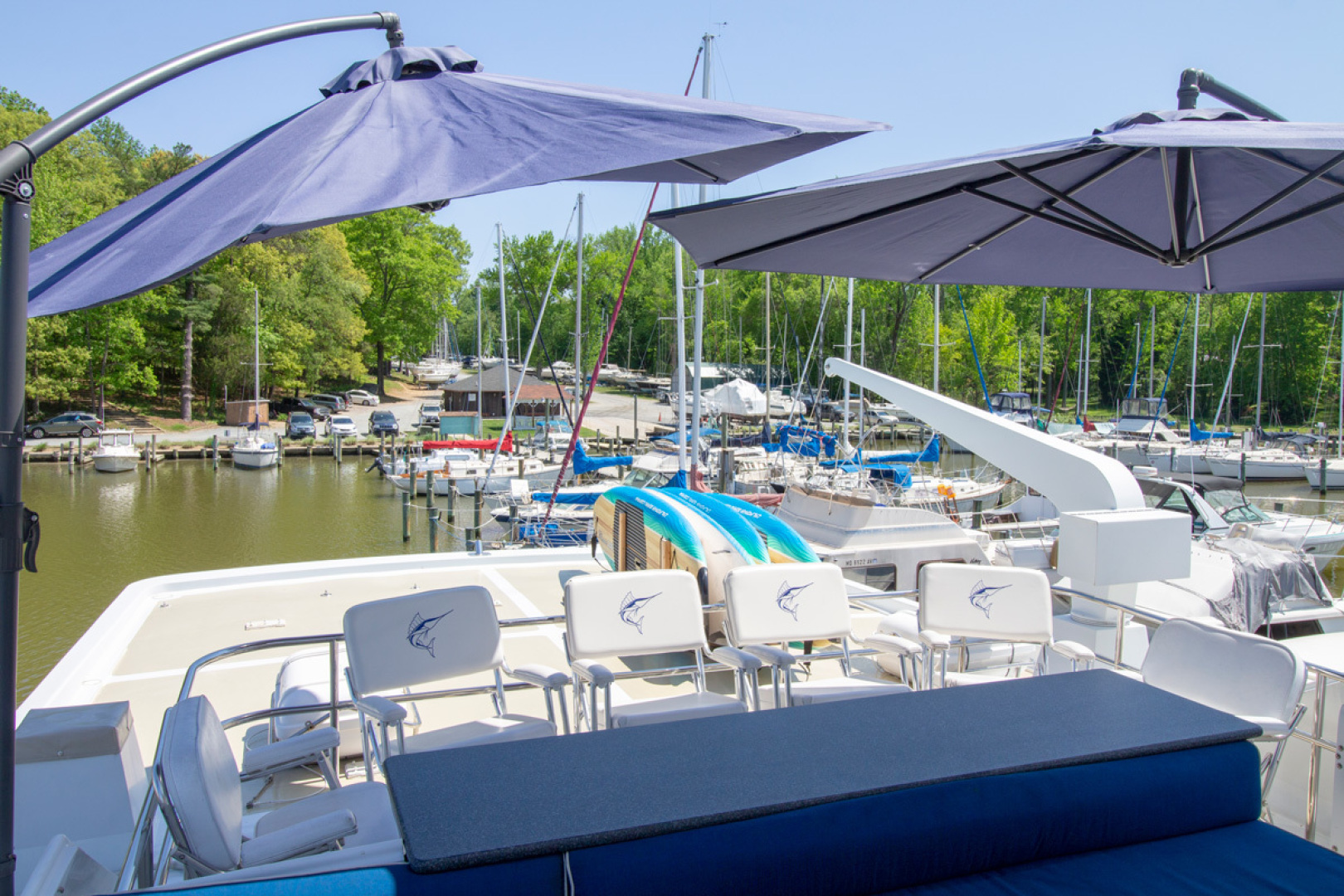Picture Of: 102' Broward Raised Pilot House 1985 Yacht For Sale   2 of 124