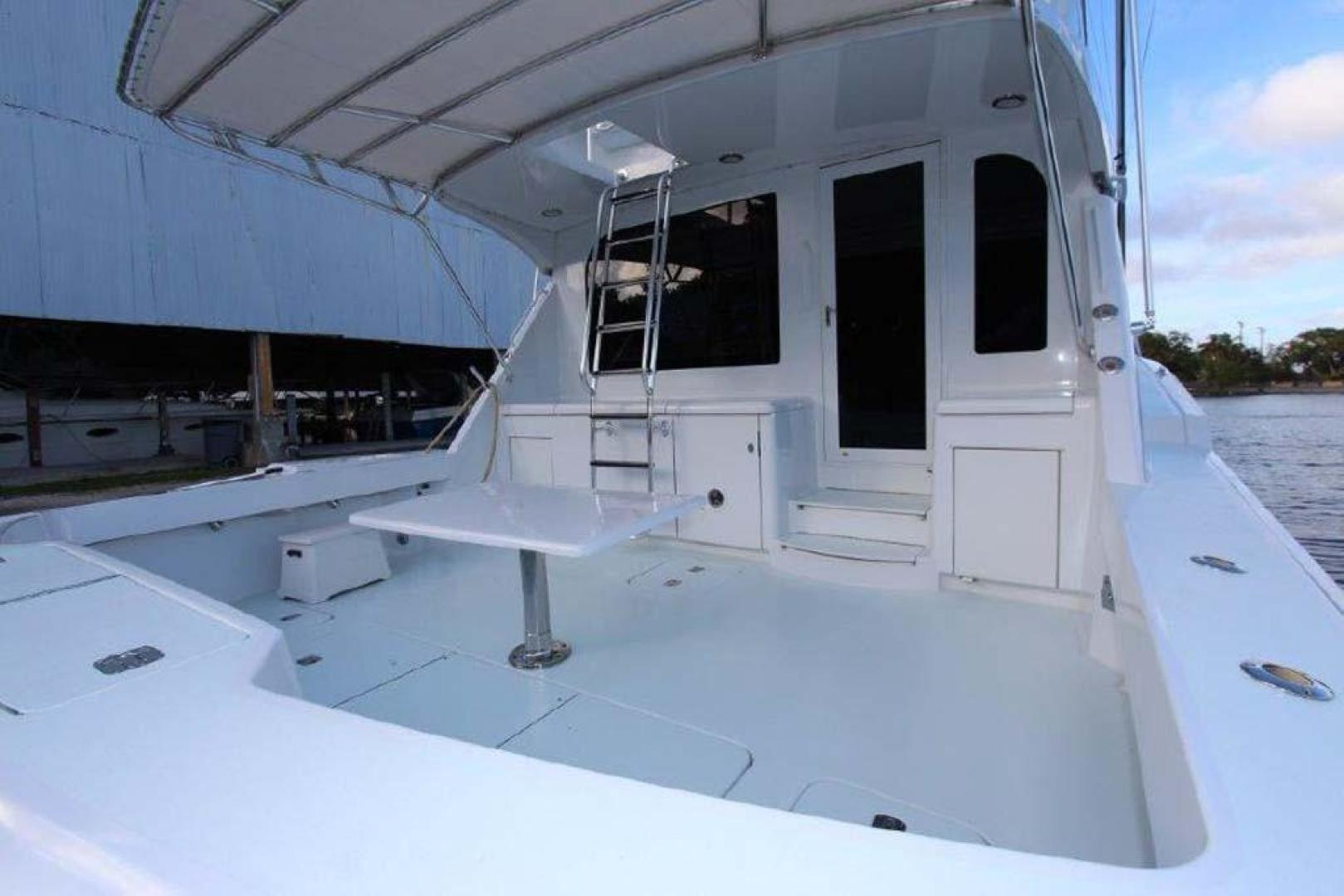 Hatteras-Enclosed Bridge 2002-El Bohemio Miami-Florida-United States-Cockpit-369533 | Thumbnail
