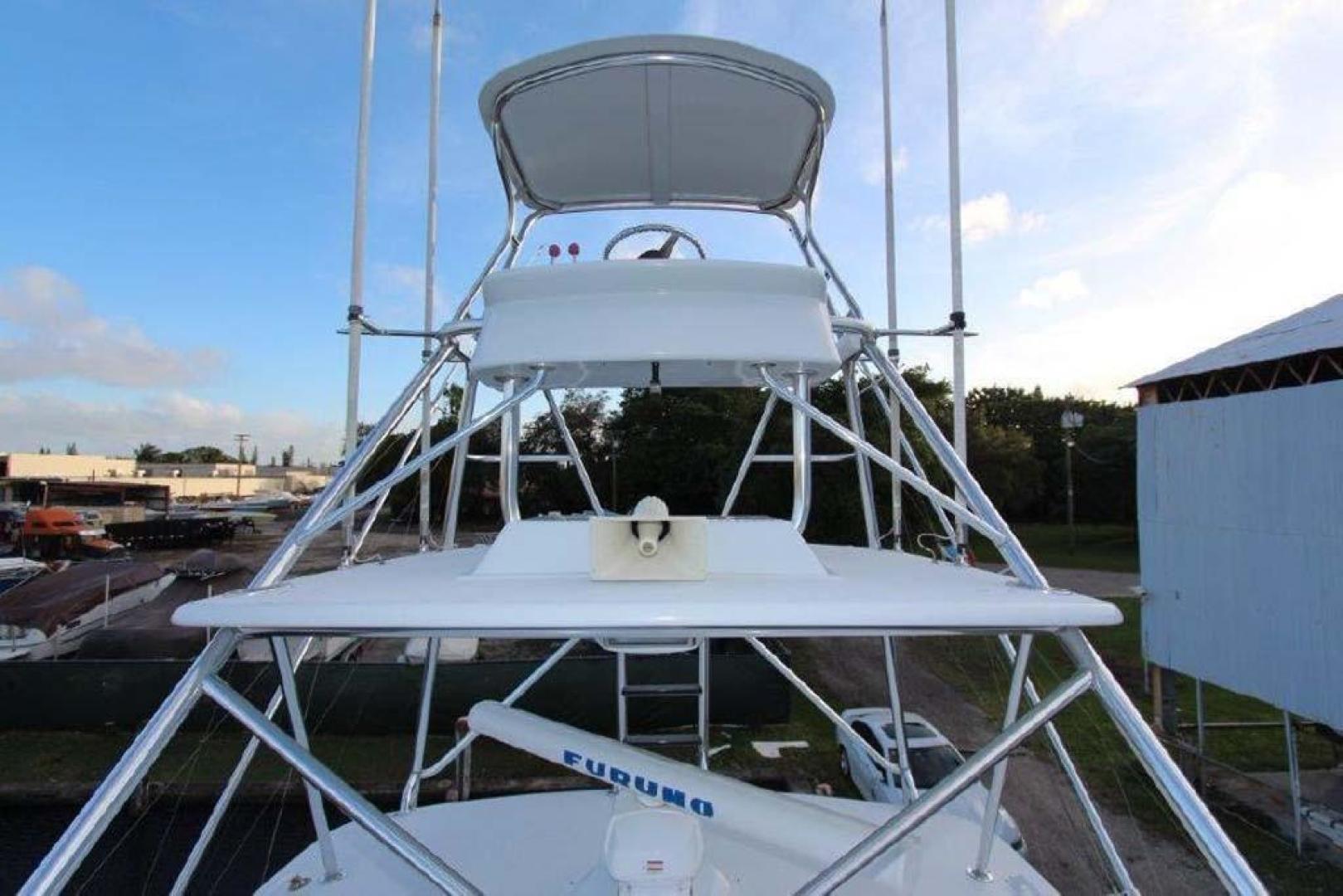 Hatteras-Enclosed Bridge 2002-El Bohemio Miami-Florida-United States-Tower-369544 | Thumbnail
