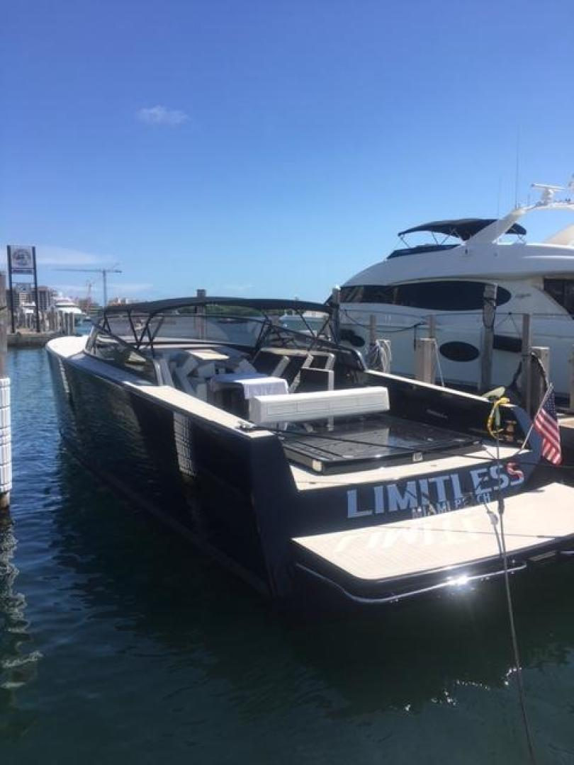 Used Vandutch 55 For Sale In Florida United Yacht Sales