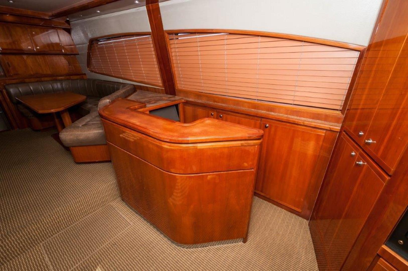 Bertram-67 Convertible 2003-Brittany Jean Destin-Florida-United States-2003 67 Bertram Convertible Brittany Jean Salon Wetbar-720440 | Thumbnail