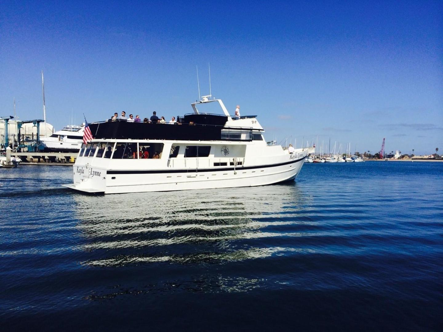 Picture Of: 72' Mathews Brothers Motor Yacht Coast Guard COI 1971 Yacht For Sale | 2 of 31