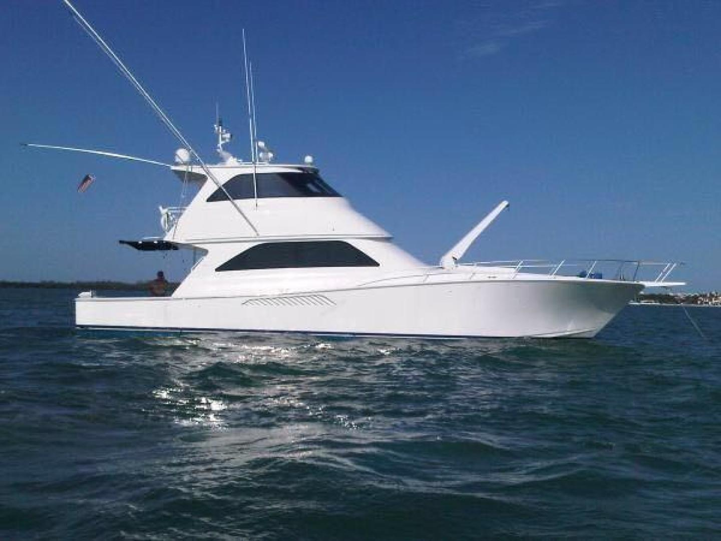 Picture Of: 56' Viking Enclosed Bridge 2007 Yacht For Sale | 1 of 16