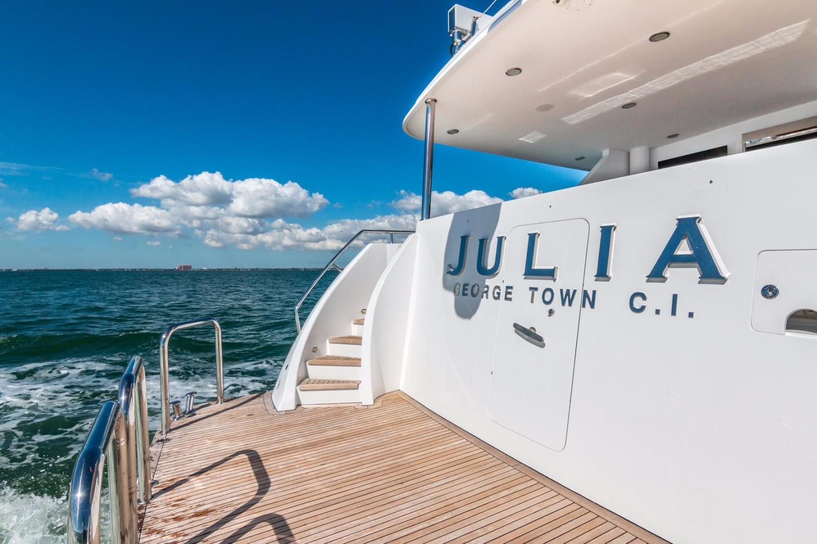Ocean Alexander-102 2008 -Miami-Florida-United States-1002579 | Thumbnail